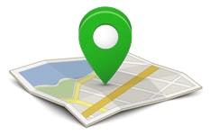 Współrzędne geograficzne miejscowości